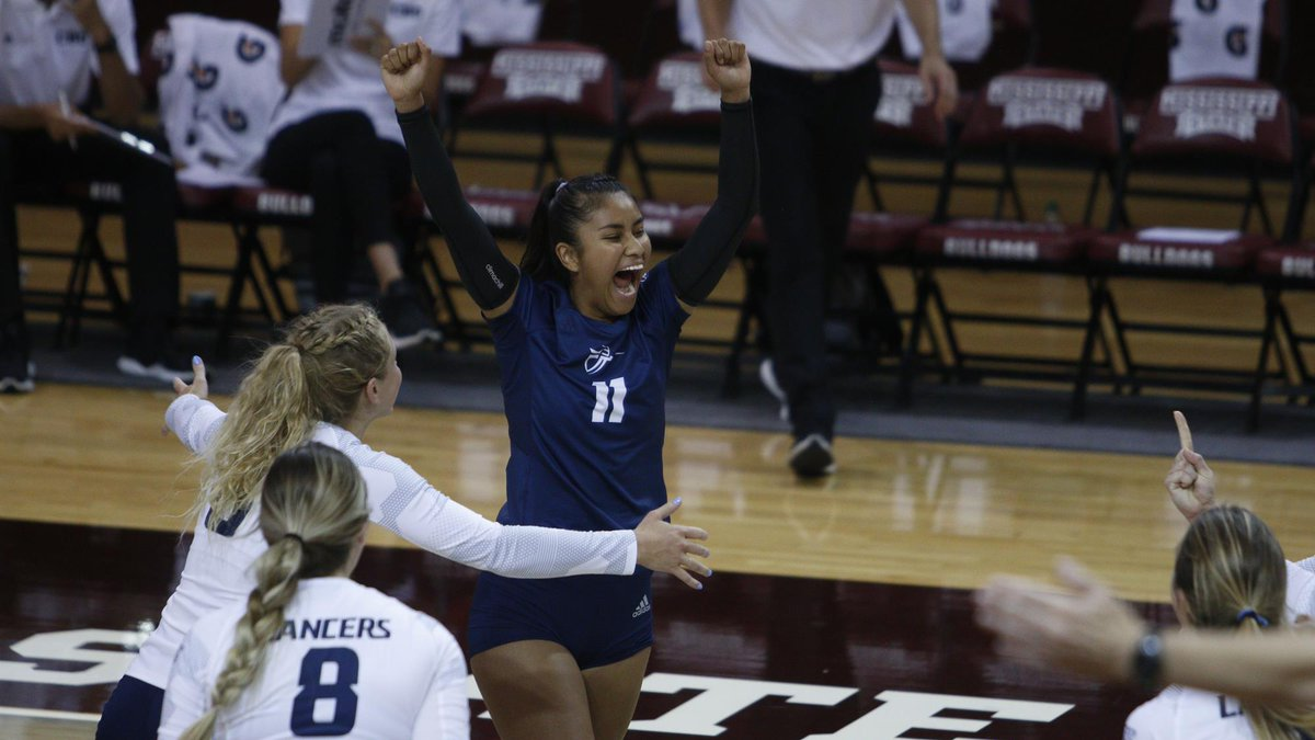 This Week in WAC Volleyball