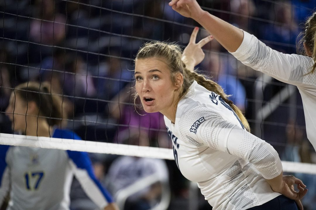 WAC Volleyball Action Includes 9 Matches Beginning Monday