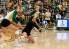 #13 Cal Poly Wins 17th Straight; LBSU Rallies to Win in Five Sets