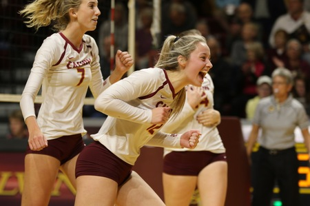 Still No. 1: Calvin College Keeps Top AVCA Poll Spot for Sixth Week