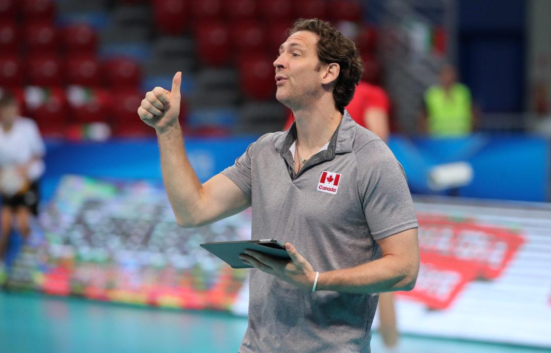 After Historic Run, Stephane Antiga Resigns as Canadian Head Coach