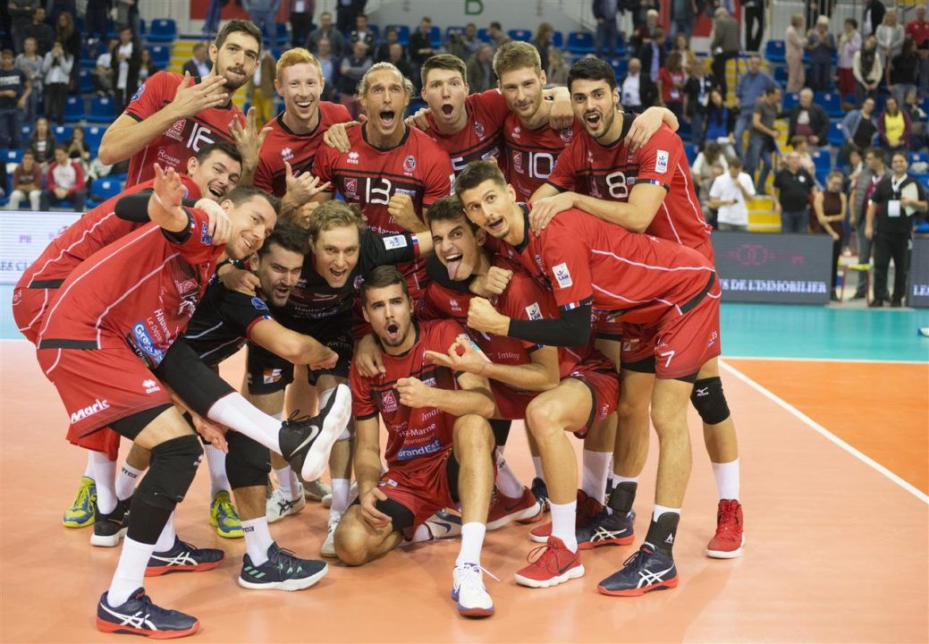 Michael Saeta and Taylor Averill Shine in #CLVolleyM Victory