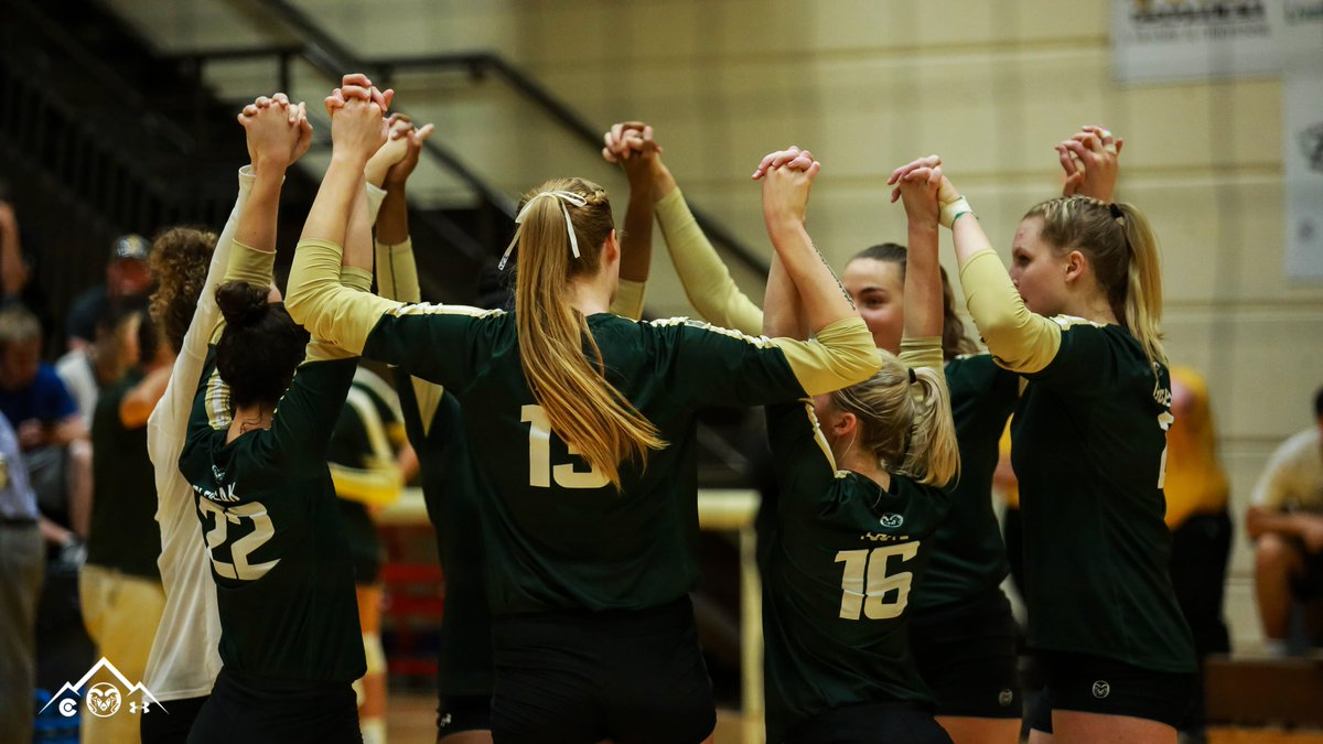 Colorado State Sweeps In-State Rival Air Force