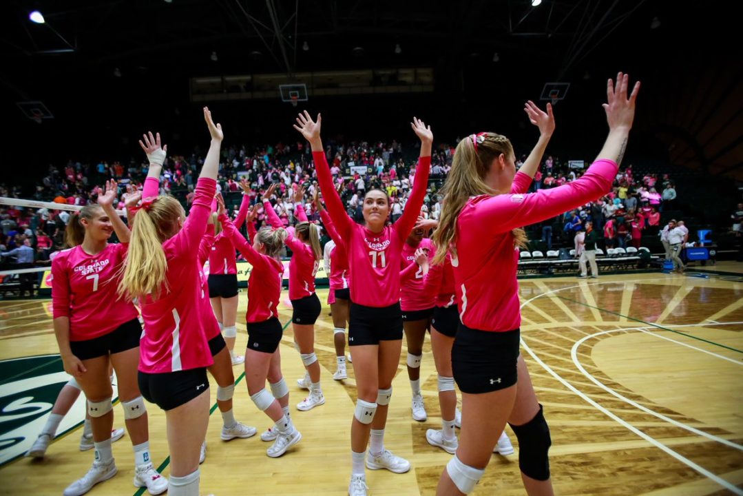 Mountain West: Colorado State Sweeps Fresno State to Take Over First Place