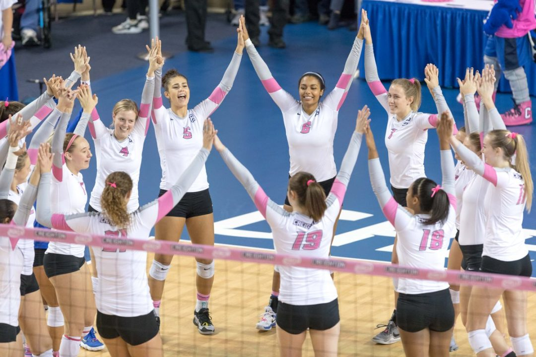 #11 Creighton Cruises by St. John's; Winters Sets School Kills Record