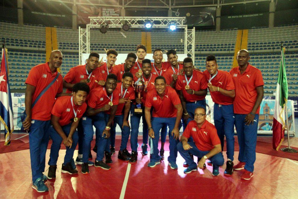 Cuba Wins Men's U23 Pan American Cup