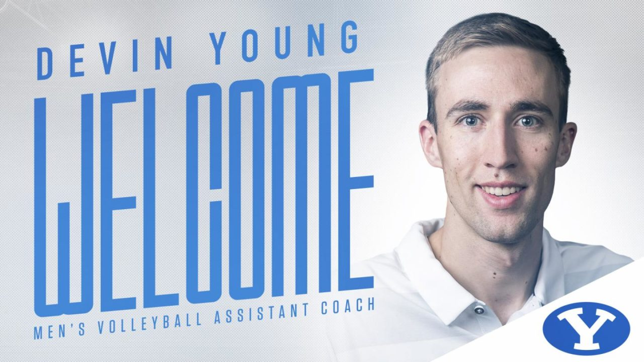 BYU Men Round Out Staff With Former Cougar Devin Young