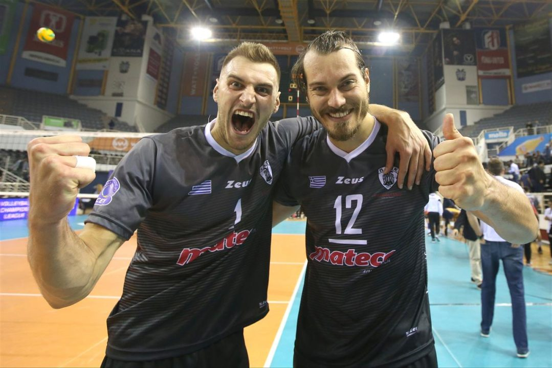 Mitar Djuric Leads PAOK in #CLVolleyM Win Over Istanbul BBSK