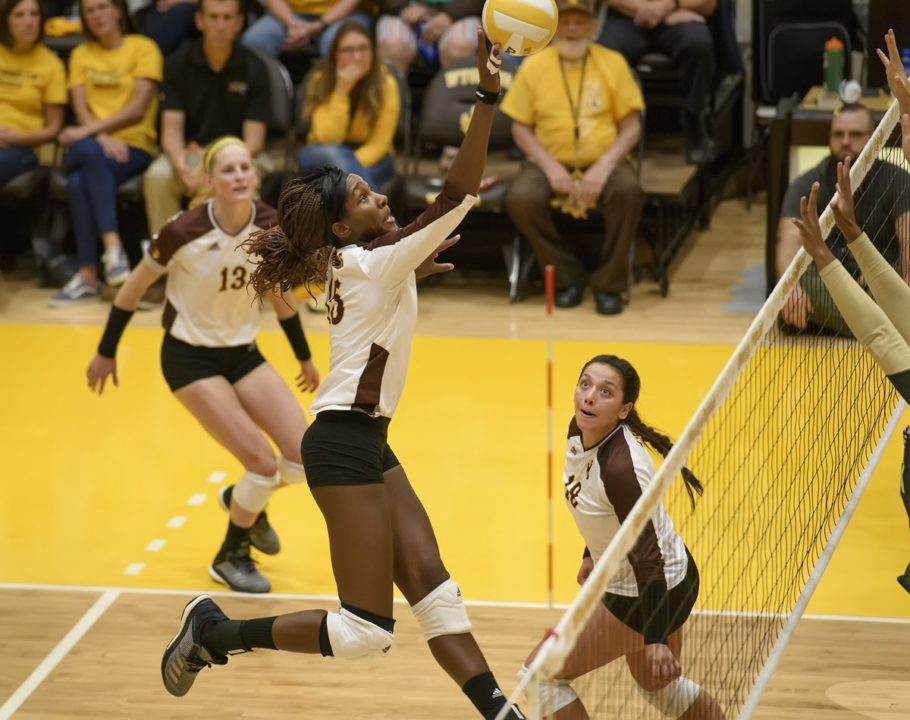 Mountain West: 5-Set Matches Highlight Thursday Volleyball Action