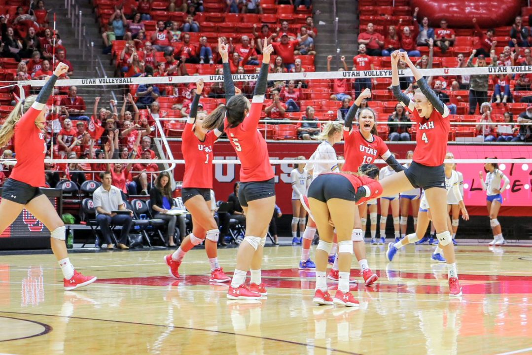 Utah Outlasts Oregon State for 2nd Pac-12 Win