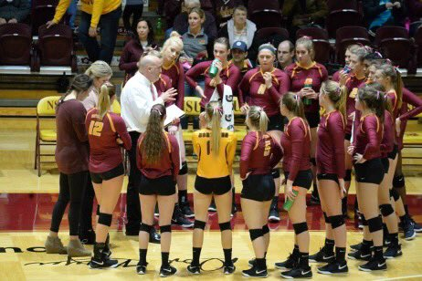 Northern State Tops AVCA Division II Poll