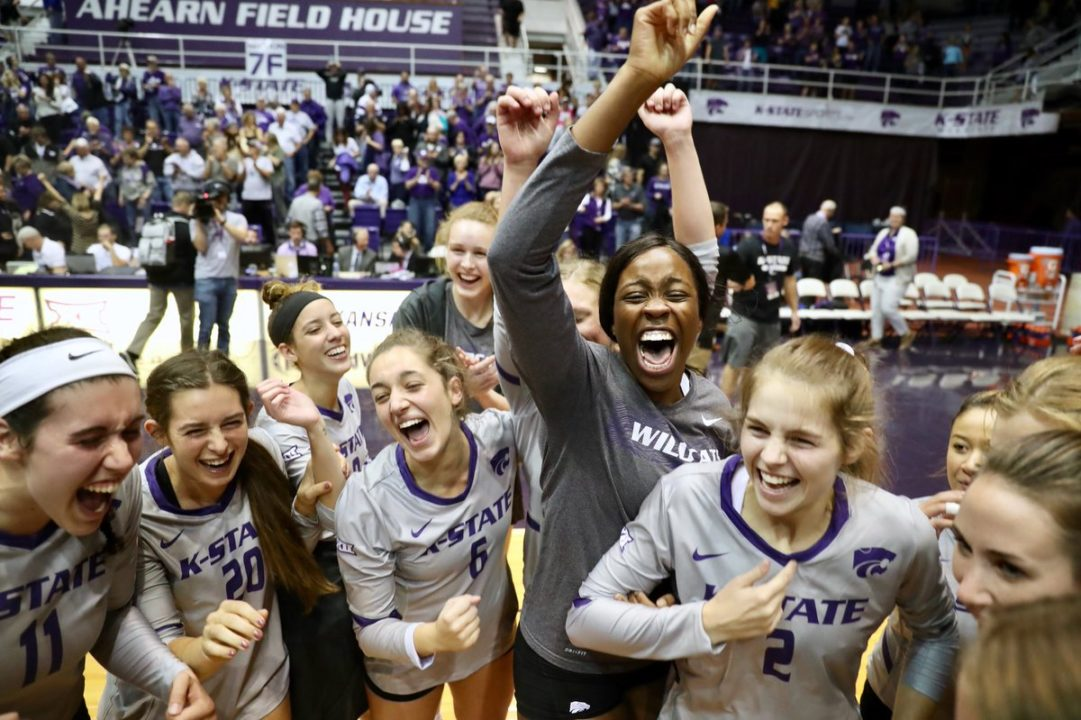 Kansas State Overcomes #19 Kansas in Sunflower Showdown
