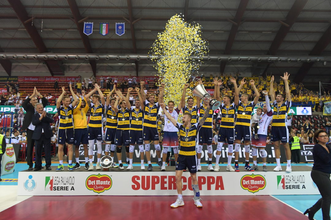 Modena Bounce Back From Turmoil to Claim SuperCoppa