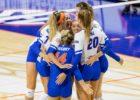 SEC: Gators Pile Up 23 Blocks vs. Ole Miss, Kentucky Sweeps LSU