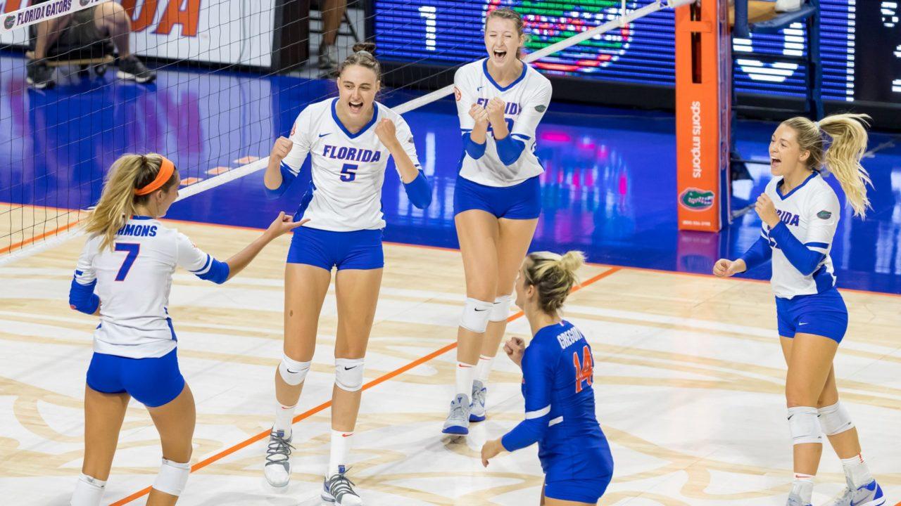 SEC: Florida, Arkansas Win in 5; Kentucky, Missouri Sweep