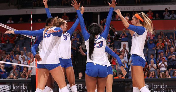Florida Sweeps Florida State to Open NCAA Tourney Play