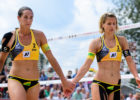 Olympic Champions Ludwig/Walkenhorst Return to Training