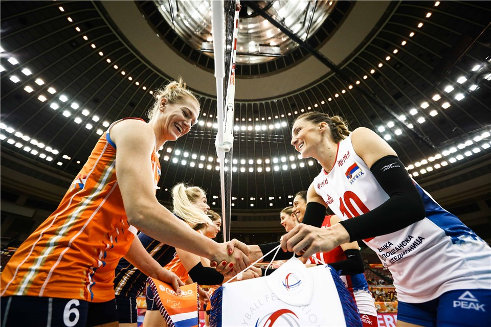 WCH Semis: Serbia x Netherlands Preview