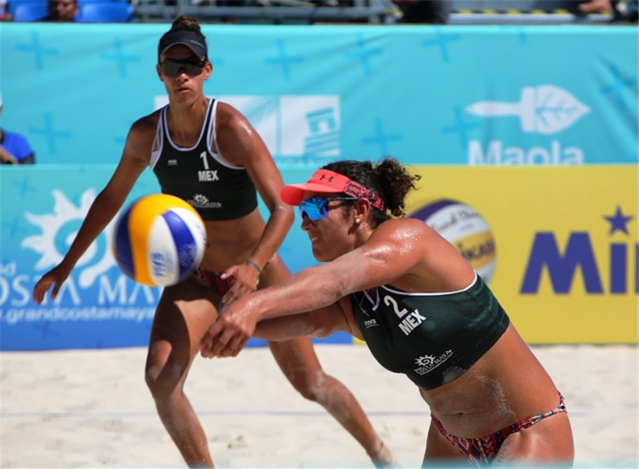 Martha Revuelta Optimistic About Mexico's Beach Volleyball Future