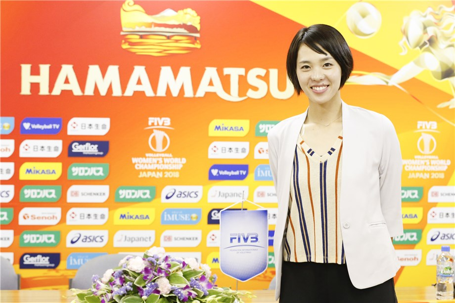 Recently Retired, Saori Sakoda Starring As TV Commentator During WCH