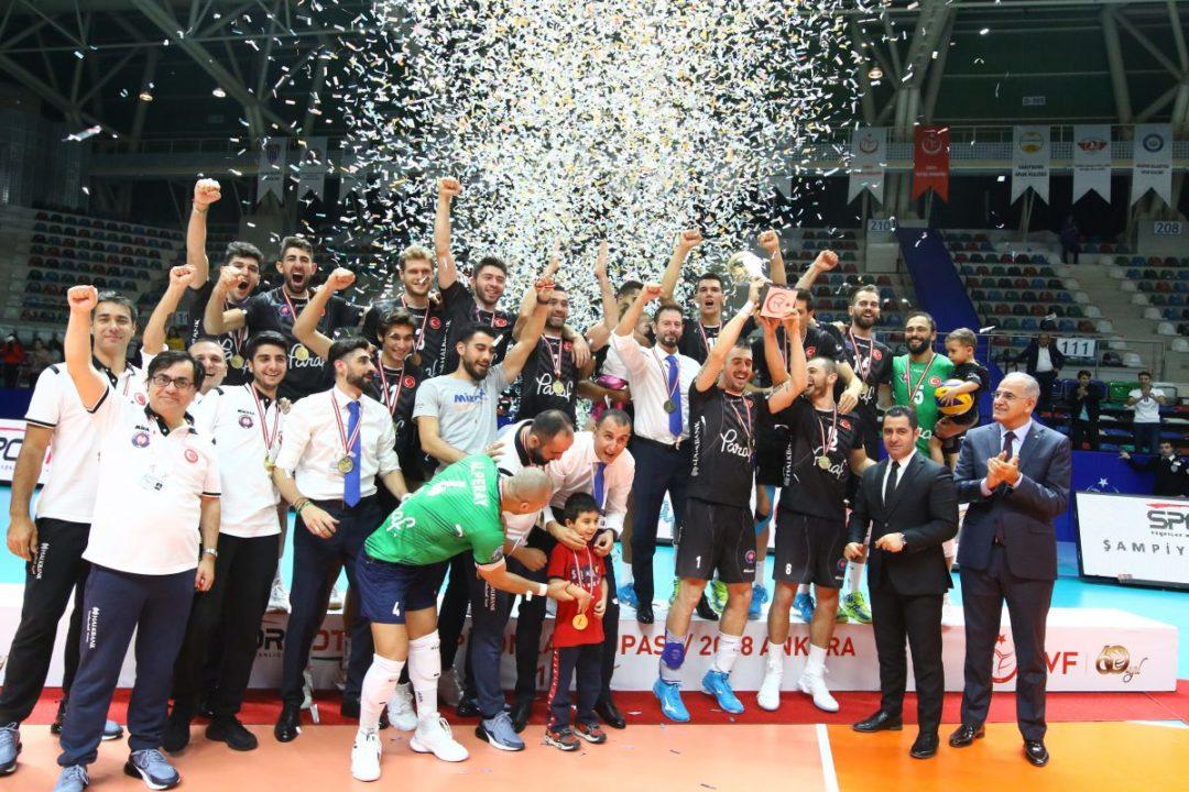Halkbank Ankara Wins the Turkish Super Cup