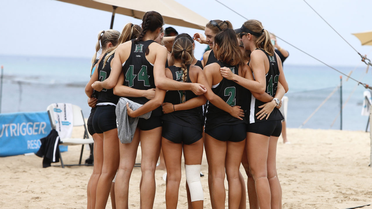 Hawaii Beach Offers Glimpse at Team with November Duals, Tournament