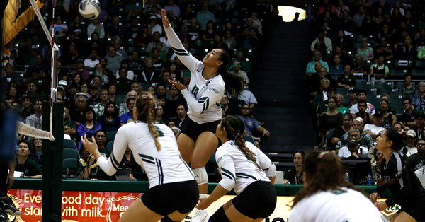 Big West: Hawaii Snaps #12 Cal Poly's Streak Behind Iosia's Near Triple-Double