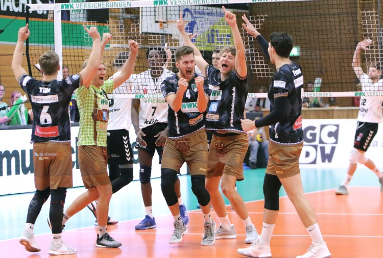 GER Recap: Hypo Tirol and Friedrichshafen Unbeaten; Herrshing Wins