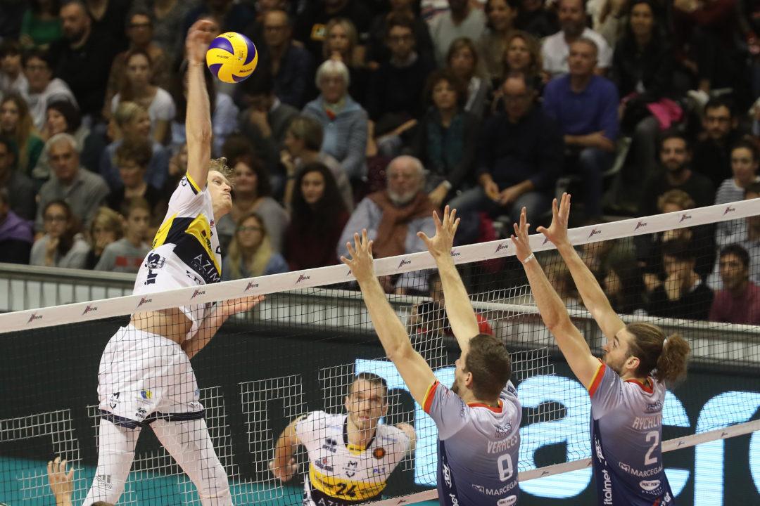 ITA: Holt and Modena Remain Unbeaten; Latina Wins