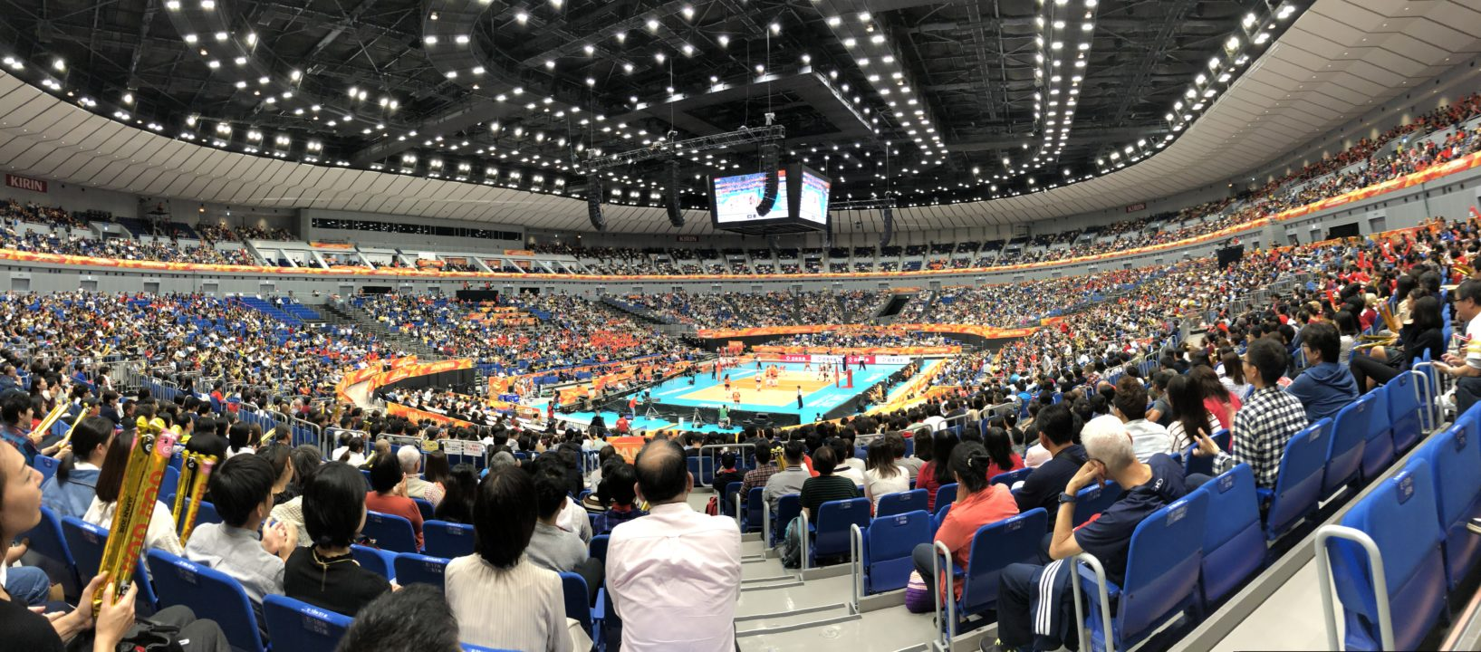 Fan's Eye View from the Women's World Championship Final