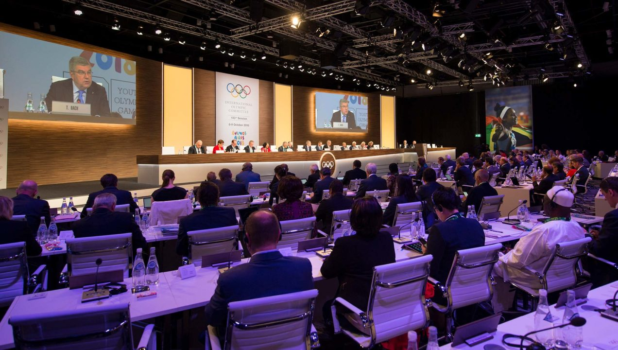 IOC Athletes' Commission To Organize Biggest-Ever International Athletes Forum in April 2019