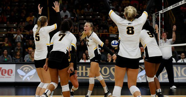 Iowa Looks to Pack Carver for Saturday Match vs. Purdue