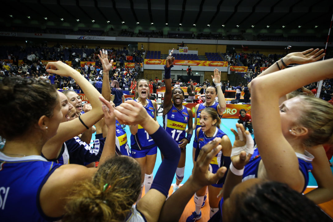 2018 FIVB Women's World Championships – Pool F Preview