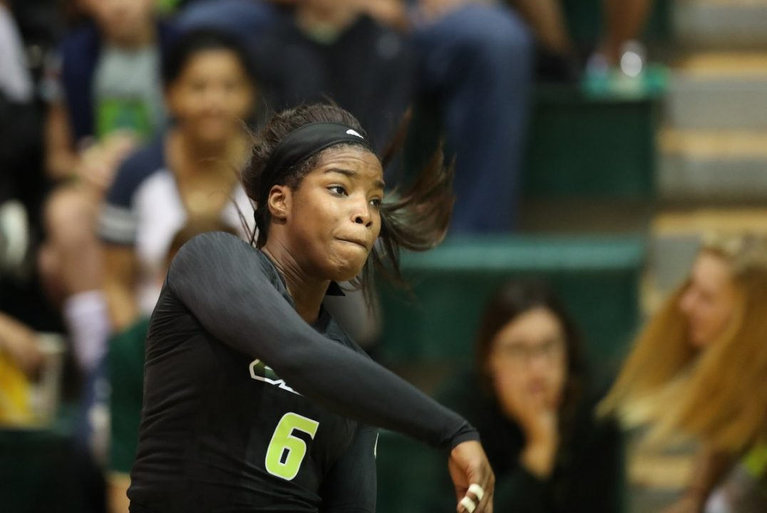AAC: UCF Wins 17th Straight as All 6 Home Teams Win; Walker Notches 1000th Kill