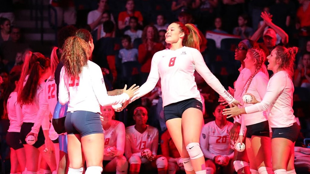 Pac-12 Kills leader Kendra Dahlke Misses USC Match With Concussion