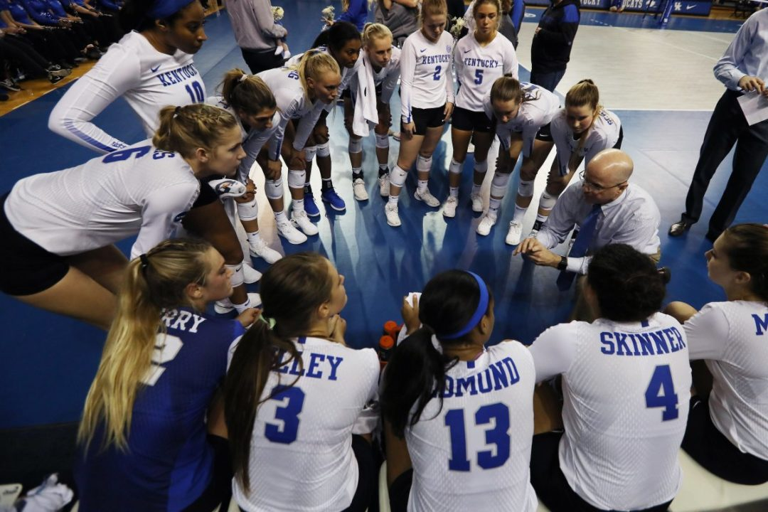 Kentucky's Edmond, Curry & Stumler Tabbed as SEC Player, Libero, Freshman of the Year