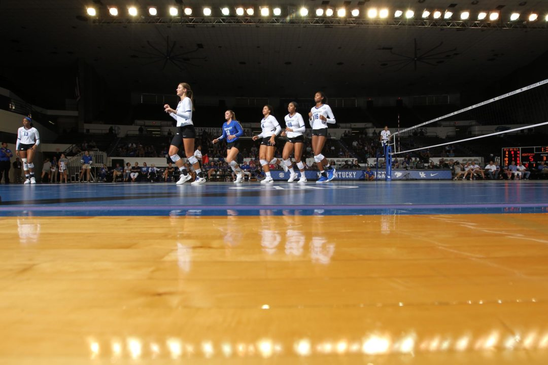 Kentucky Women's Volleyball To Hold Open Tryouts