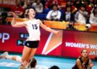 Hill Stars as USA Clinches Fifth Place at #FIVBWomensWCH