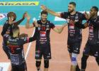 Sokolov Back Starting for Lube Civitanova in a Sweep of Ravenna