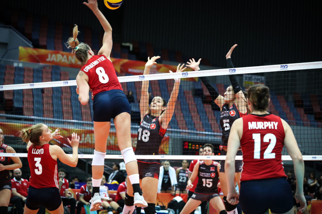USA, Russia, China & Italy Win With Now 3 Spots Down to 4 Nations in Pool F