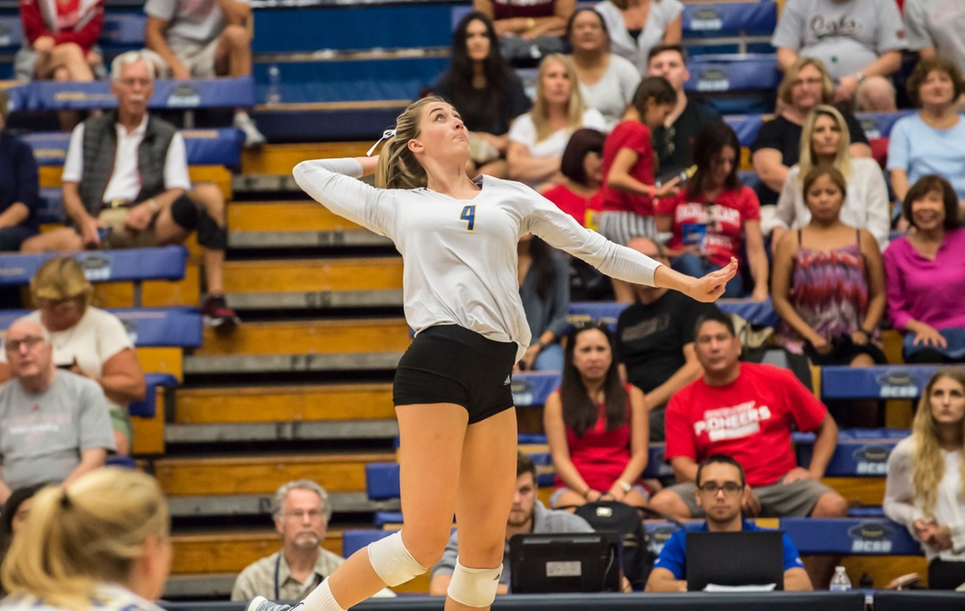 UC Santa Barbara's Ruddins Tabbed for Fourth Big West Honor of 2018