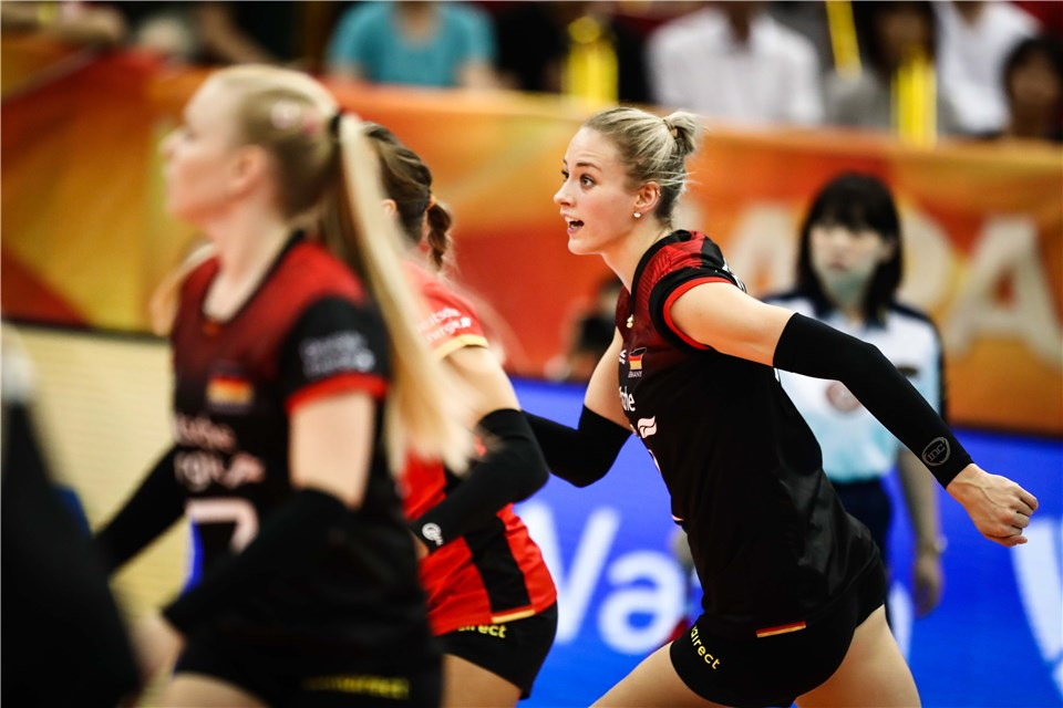 2018 Women's Volleyball World Championships: October 7th Daily Summary