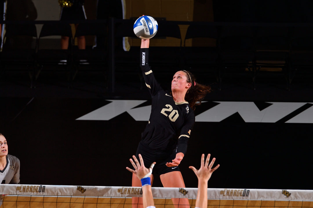 VolleyMob Player of the Week: McKenna Melville, UCF