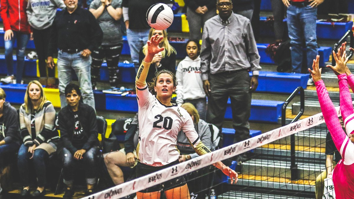 UCF's Melville, USF's Payne Garner AAC Player of the Week Nods