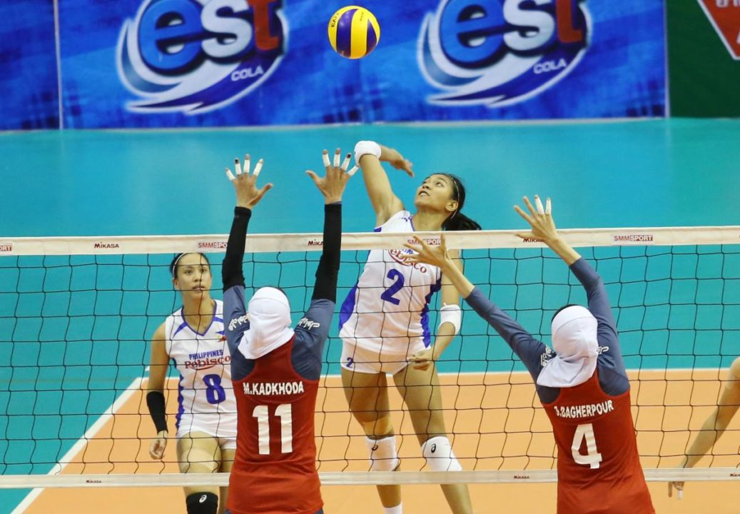 Alyssa Valdez Faces Off Against Ateneo For 1st Time Since Graduating