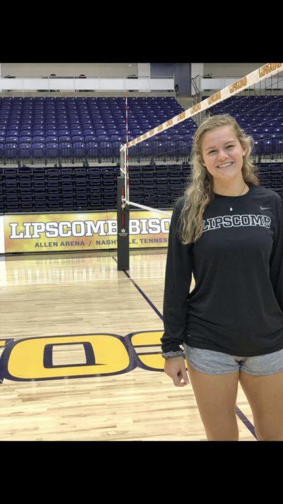 Class of 2020 MB Megan Mersman Commits to Lipscomb