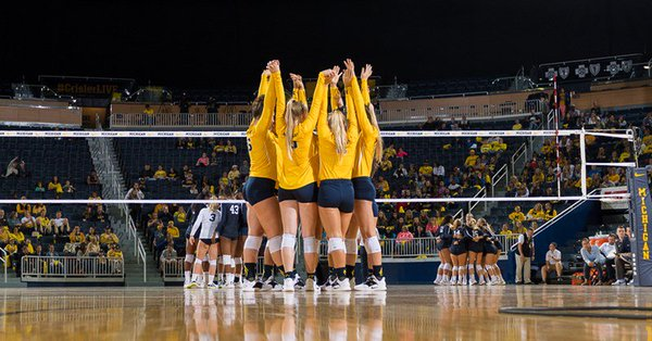 Michigan Hits the Road to Face Ohio State, Maryland
