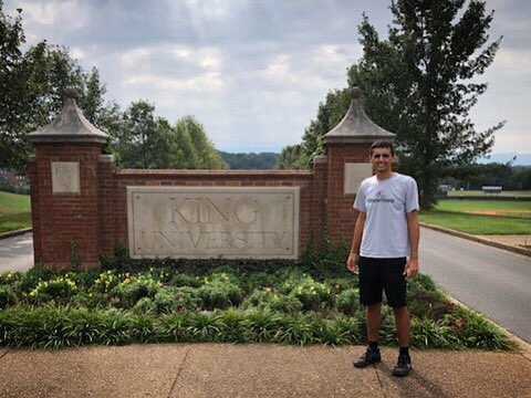 Class of 2019 OH/MB/RS Miguel Espinosa Commits to King
