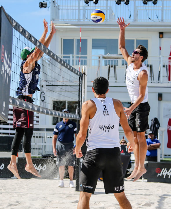 WATCH LIVE: P1440/FIVB Las Vegas Open Beginning at Noon ET