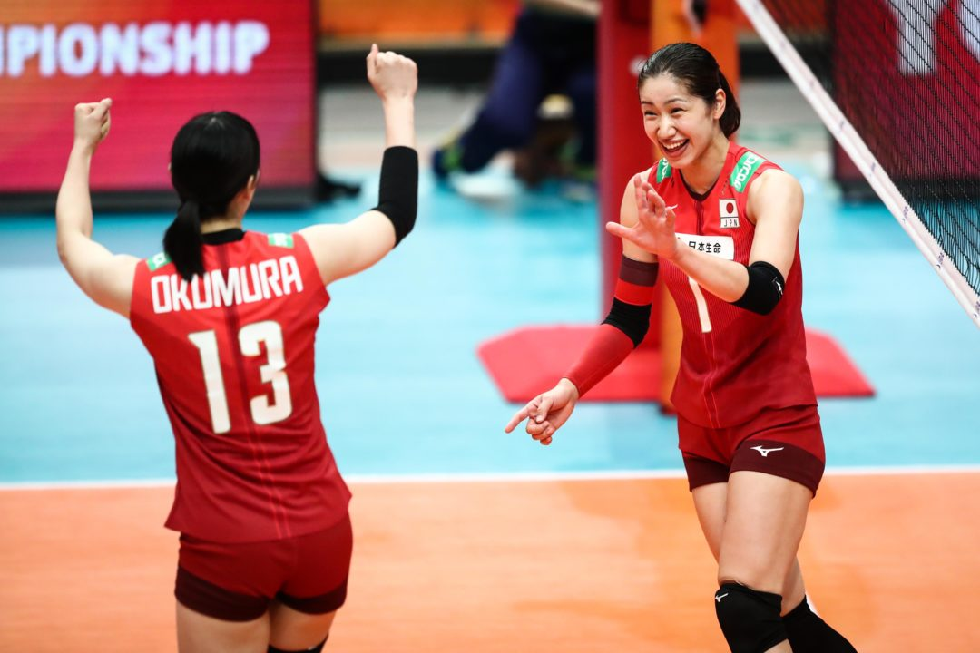 Pool A: Favorites Sweep Up at FIVB Worlds Wednesday